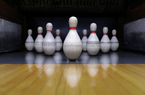 AP Duckpin Bowling Photo Essay
